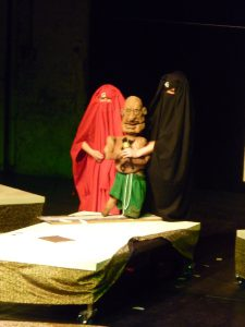 'King of the Kings' Directed by Ivana Sajevic Sopheinsaale Berlin Germany