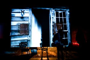 'Bleak House' Directed by Heiko Kalmbach Jena Theatre Jena Germany